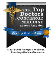 2016 Top Doctors Concierge Medicine